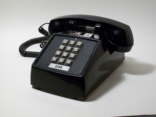 2500 type Telephone